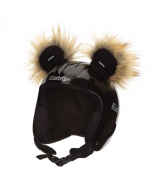Eisbär Teddy Ears kypäräkoriste musta