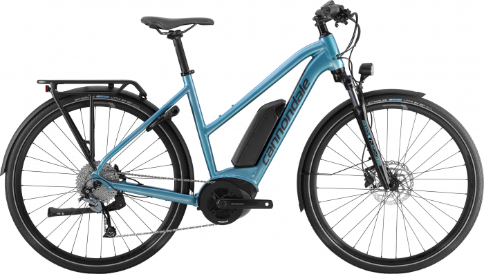 Cannondale Tesoro Neo 2 2019 naisten hybridi-sähköpyörä
