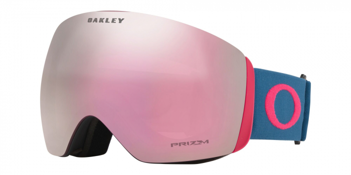 Oakley Flight Deck Poseidon Strong Red Prizm Hi Pink GBL laskettelulasit