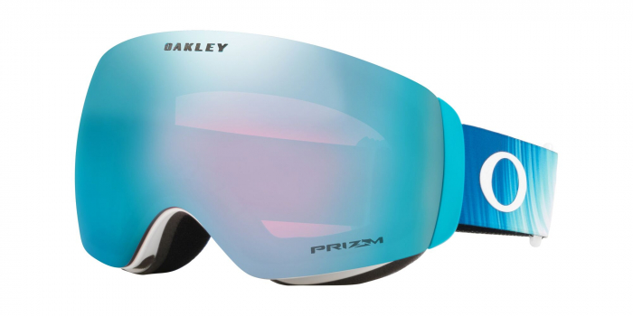 Oakley Flight Deck XM Shiffrin SIG Aurora Prizm Sapphire GBL laskettelulasit