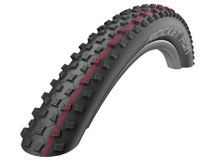 Schwalbe Rocket Ron Folding tire 27,5*2,25 (57-584) ulkorengas