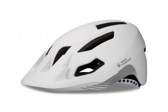 Sweet Protection Dissenter Helmet Matte White 2019