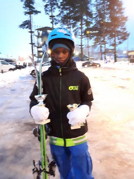 Nuorten urheilun tukeminen - freestyle-harrastaja Jonnathan Nummelin 2020