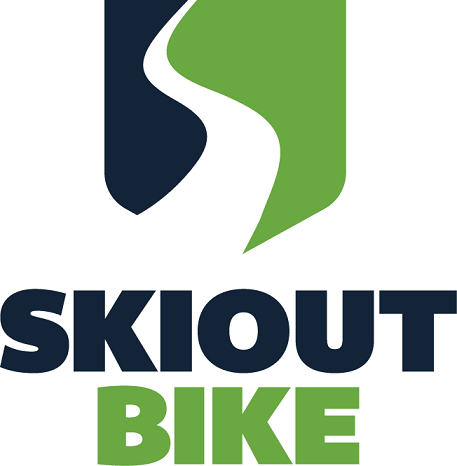 Ski Out Bike logo